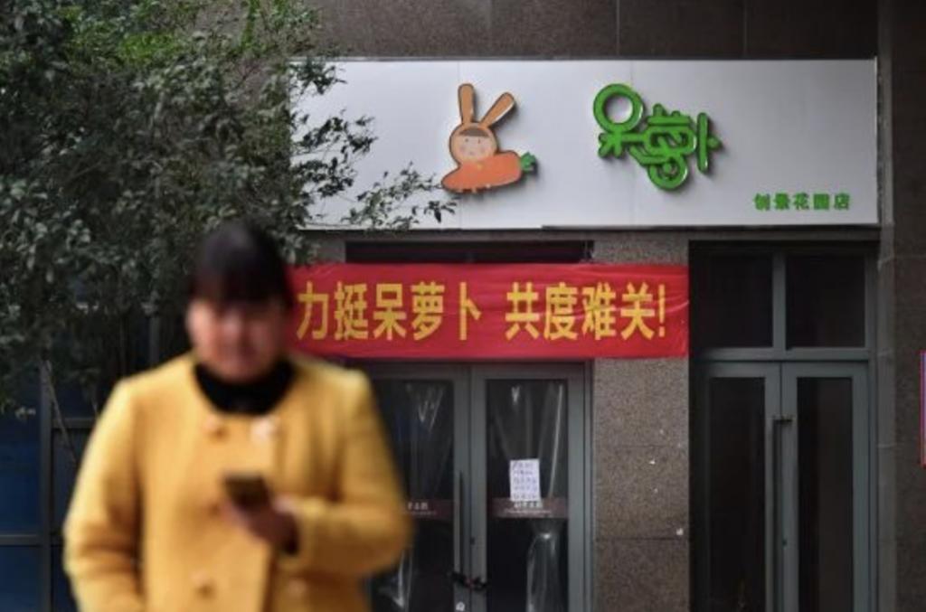 生鲜电商爆发,但开出1000多家店的呆萝卜依然没救