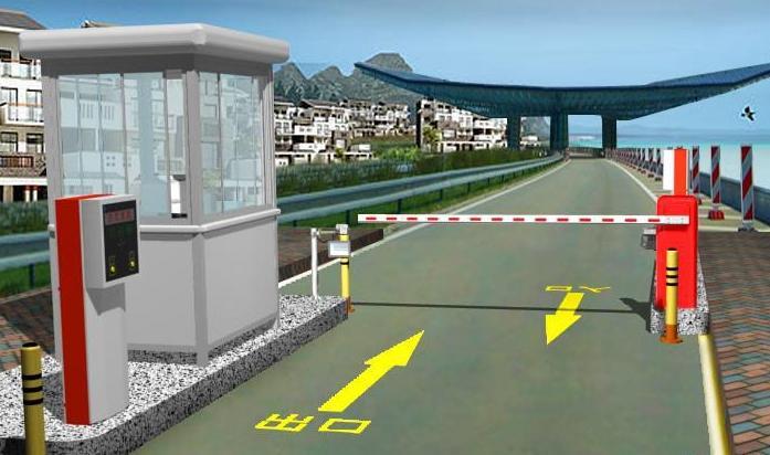停车场预约限流管理系统
